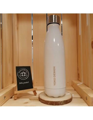 bouteille-isotherme-blanco-blanche-zero-dechet-yoko-design