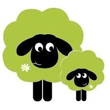 Les verts moutons